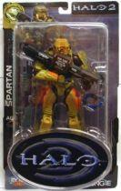 Halo 2 (Serie 6) - Tan Spartan (orange strip)