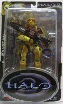 Halo 2 (Serie 6) - Tan Spartan (yellow strip)