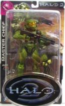 Halo 2 (Serie 8) - Master Chief with Flood Infection Form