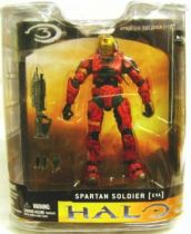 Halo 3 - Series 1 - Spartan Soldier [EVA