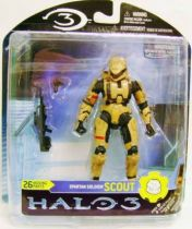 Halo 3 - Series 2 - Spartan Soldier SCOUT