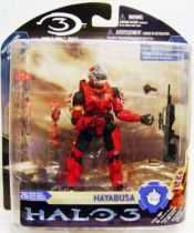 Halo 3 - Series 3 - Spartan Soldier Hayabusa