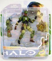 Halo 3 - Series 5 - Sgt. Avery Johnson