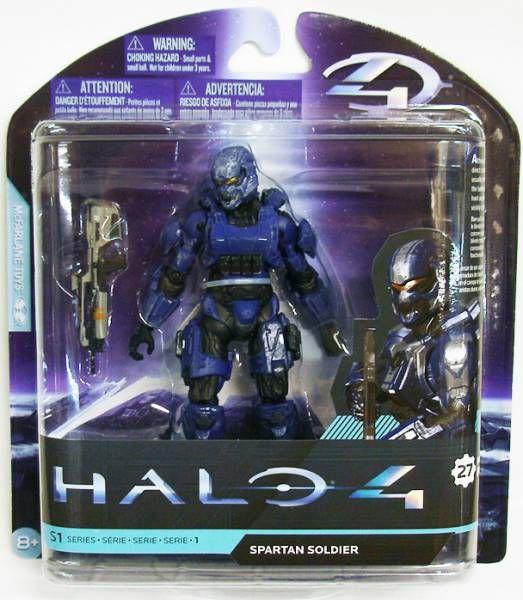 Halo 4 - Series 1 - Spartan Soldier