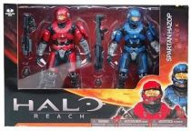 Halo Reach - Series 1 - Spartan Hazop 2-pack