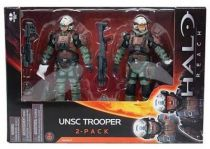 Halo Reach - Series 1 - UNSC Trooper 2-pack