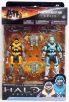 Halo Reach - Series 2 - UNSC Airborne 2-pack