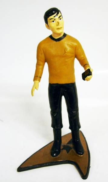 Hamilton Gifts - Star Trek The Original Series - Lieutenant Hikaru Sulu