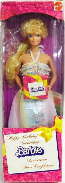 Happy Birthday Barbie - Mattel 1980 (ref.1922)