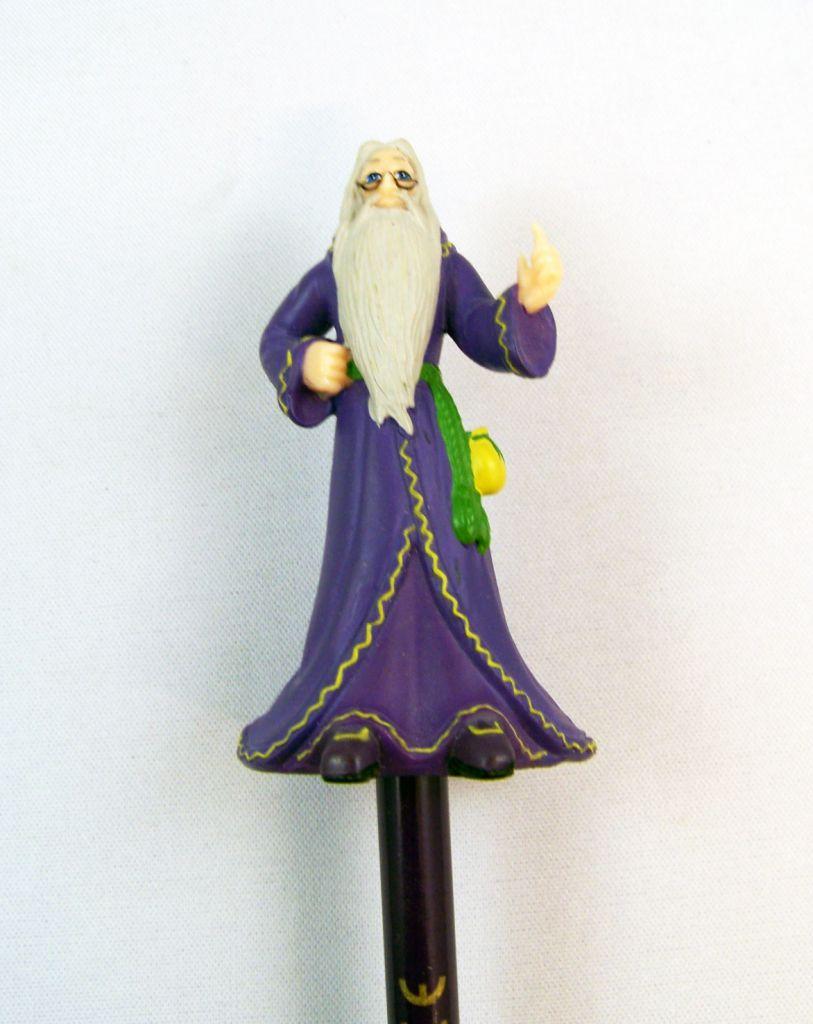 Harry Potter - Achterbahn AG - Crayon avec Embout - Albus Dumbledore (occasion)