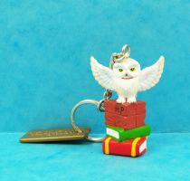 Harry Potter - Achterbahn AG - Porte-clés - Hedwige & les Livres de Magie
