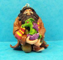 Harry Potter - Achterbahn AG - Porte-clés - Rubeus Hagrid et son Dragon