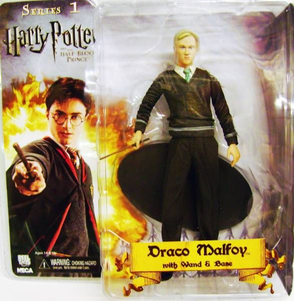 Harry Potter - NECA - The Half-Blood Prince Series 1 - Draco Malfoy