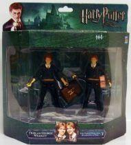 Harry Potter - Popco Cards Inc. - L\'Ordre du Phenix - Fred & George Weasley