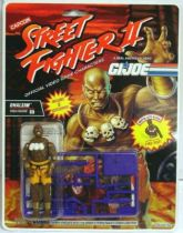 Hasbro - Dhalsim (Street Fighter II / G.I.Joe)