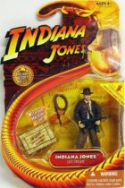 Hasbro - Last Crusade - Indiana Jones (with sub-machine gun)
