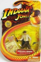Hasbro - Raiders of the Lost Ark - Indiana Jones (with whip-cracking action)