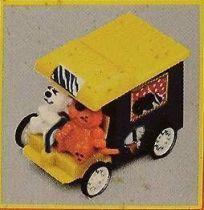 Heathcliff - Bandai - Heathcliff\\\'s and Sonia\\\'s wagon