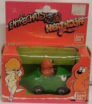 Heathcliff - Bandai - Heathcliff\\\'s fish-car
