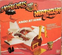 Heathcliff - Bandai - Jumbo Jet Home
