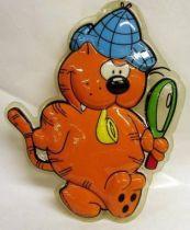 Heathcliff - Mirete - 3D Wall Hanger - Detective Heathcliff