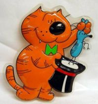 Heathcliff - Mirete - 3D Wall Hanger - Magician Heathcliff