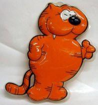 Heathcliff - Mirete - 3D Wall Hanger - Winking Heathcliff