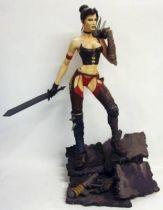 Heavy Metal FAKK2 - Julie 14\'\' Statue - N2Toys