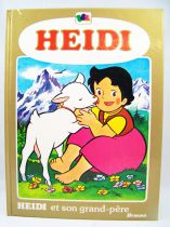 Heidi - Editions Hemma - Heidi et son Grand-P�re