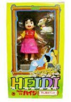 Heidi + Goat 6\'\' Doll Romando