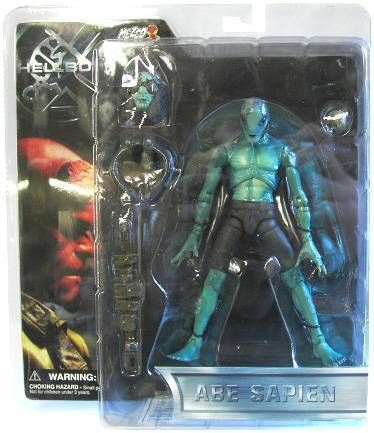 Hellboy - Mezco - Abe Sapien