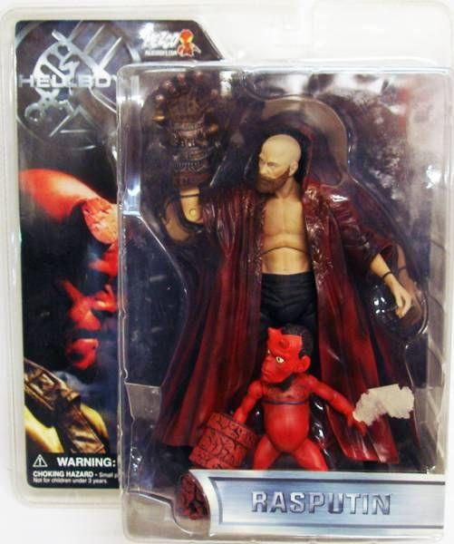 Hellboy - Mezco - Rasputin