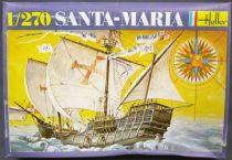 Heller - N°004 Santa Maria 1/43