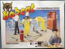 Heller Bobcat - N�3514 Team Renault Sport 1/24