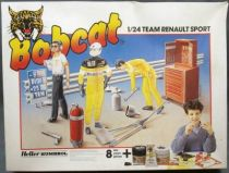 Heller Bobcat - N°3514 Team Renault Sport 1/24