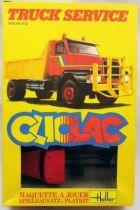 Heller Cliclac - N°2008 Truck Service Volvo N12