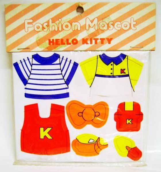 Hello Kitty Fashion Mascot - Beach outfit - Sanrio