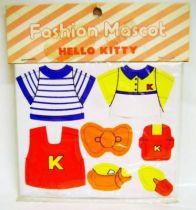Hello Kitty Fashion Mascot - Beach outfit - Sanrio