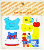 Hello Kitty Fashion Mascot - Kindergarten outfit - Sanrio