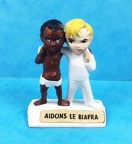 Help Biafra - JIM figures 1968