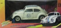 Herbie 1:18 th scale by Johnny Lightning Mint in box