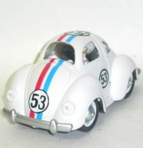 Herbie SD with Donald as driver Disney comics Italia exclusive