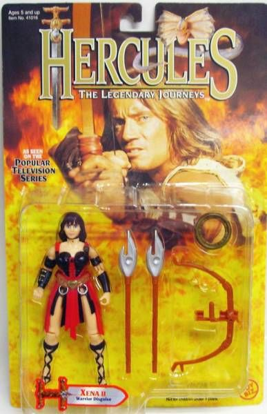 Hercules The Legendary Journeys - Xena II