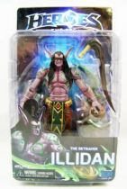 Heroes of the Storm - Illidian the Betrayer - NECA