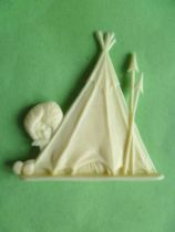 Heudebert - The Frozen North - N°10 Tent