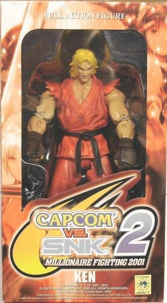 High Dream - Ken (Capcom vs. SNK 2)