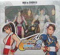 High Dream - Mai Shiranui & Chun-Li (Capcom vs. SNK 2) - SDCC \'05 Exclusive