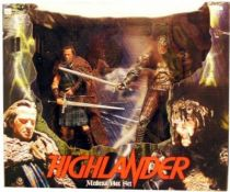 Highlander - Medieval Box Set (Medieval Kurgan vs Medieval MacLeod) - Neca