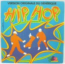 Hip Hop - Disque 45Tours - G�n�rique de l\'�mission TV - CBS Records 1984