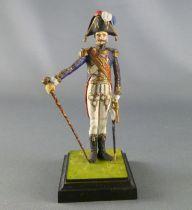 Historex - Napoleonic - Footed Grenadiers de la Garde Band Major-Drum